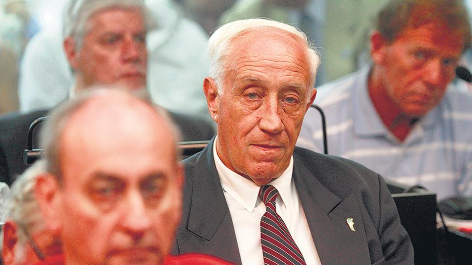 Entre los 96 condenados por delitos de lesa humanidad que aparecen en el listado hay varios nombres emblemáticos de la dictadura.