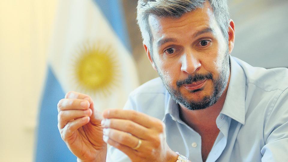 El jefe de Gabinete, Marcos Peña, ya fue denunciado cuando dispuso utilizar los datos de la Anses.