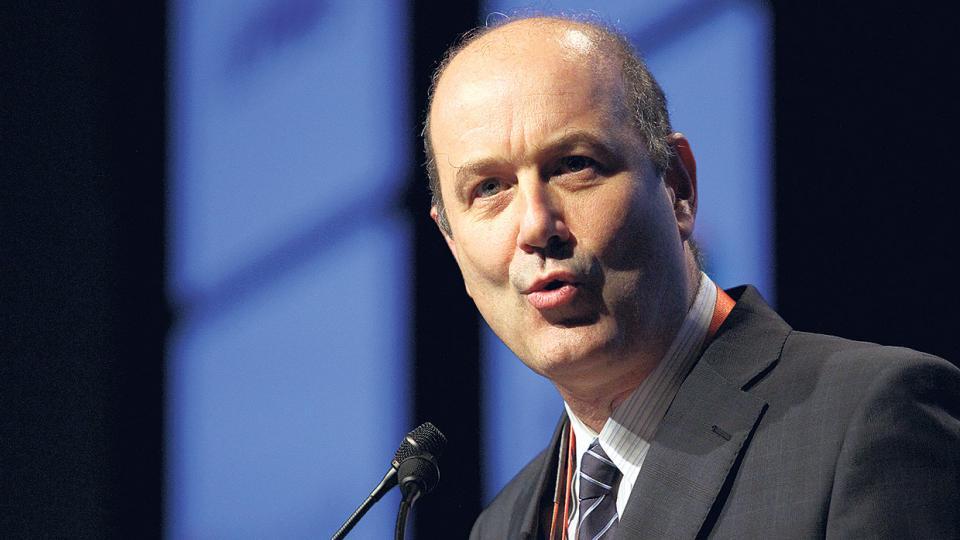 """""""La perspectiva de crecimiento económico es muy, muy sólida"""", sostuvo ayer Sturzenegger."""
