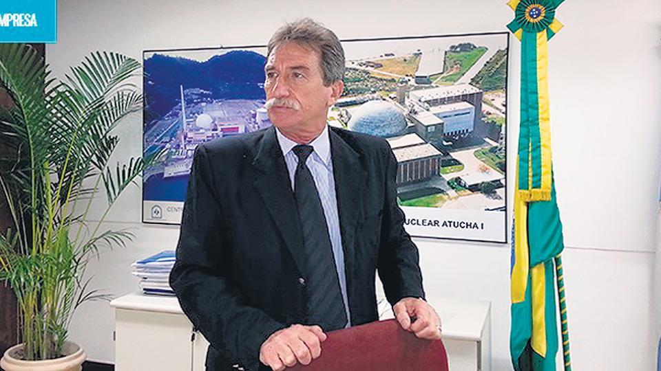 Sergio Solmesky dejó su cargo en la Abacc el 8 de enero.