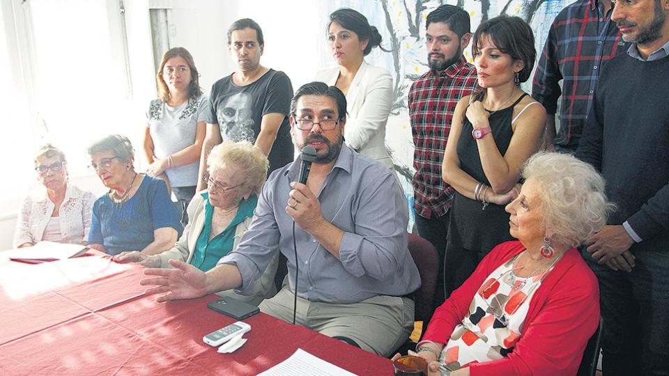 Guillermo Pérez Roisinblit contó que su apropiador, que lo había amenazado, pidió la prisión domiciliaria.