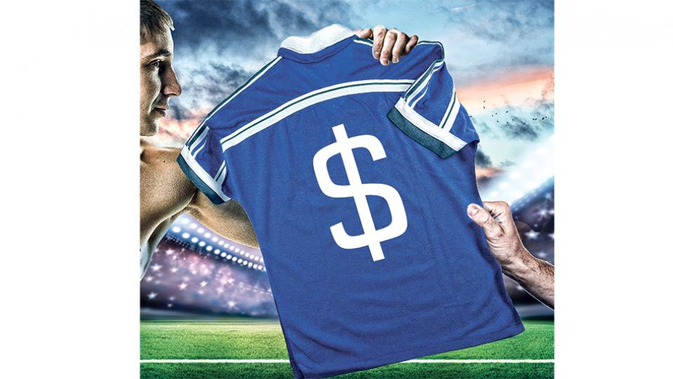 Amor (y dinero) por la camiseta  c319ef4ab07