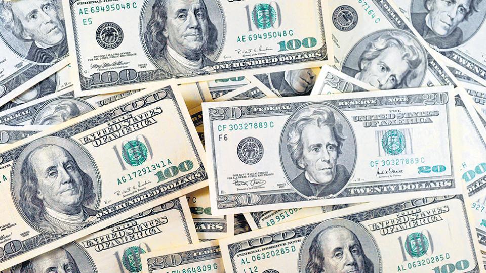 Entre el 5 de marzo y el 10 de abril, el Central vendió reservas por un total de 2427 millones de dólares.