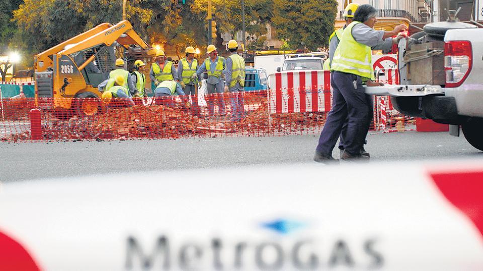 El total entregado por las distribuidoras de gas del país trepó en abril de 2017 a mil millones de metros cúbicos.