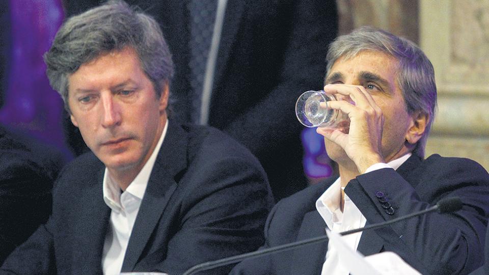 Santiago Bausili es la mano derecha del ministro de Finanzas, Luis Caputo.