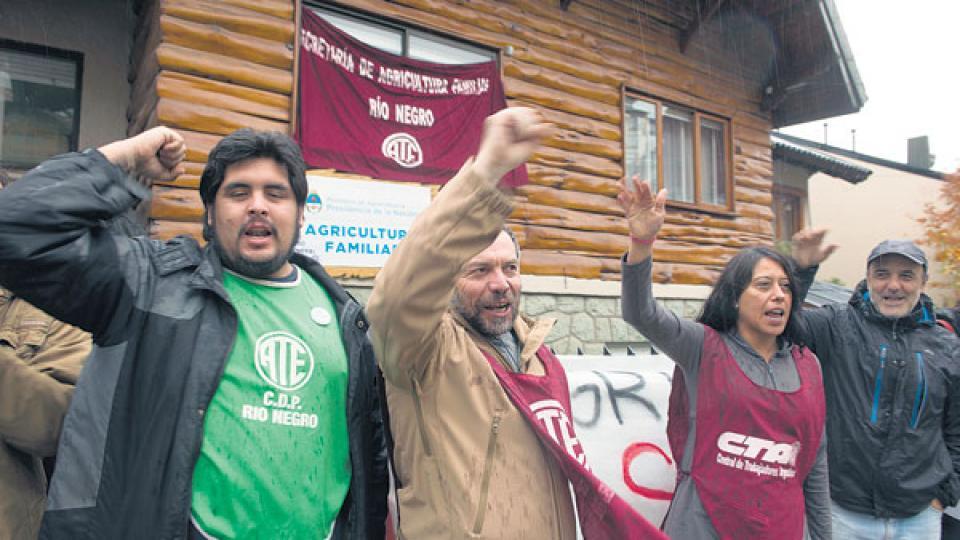 El Senasa despidió esta semana a 213 trabajadores.