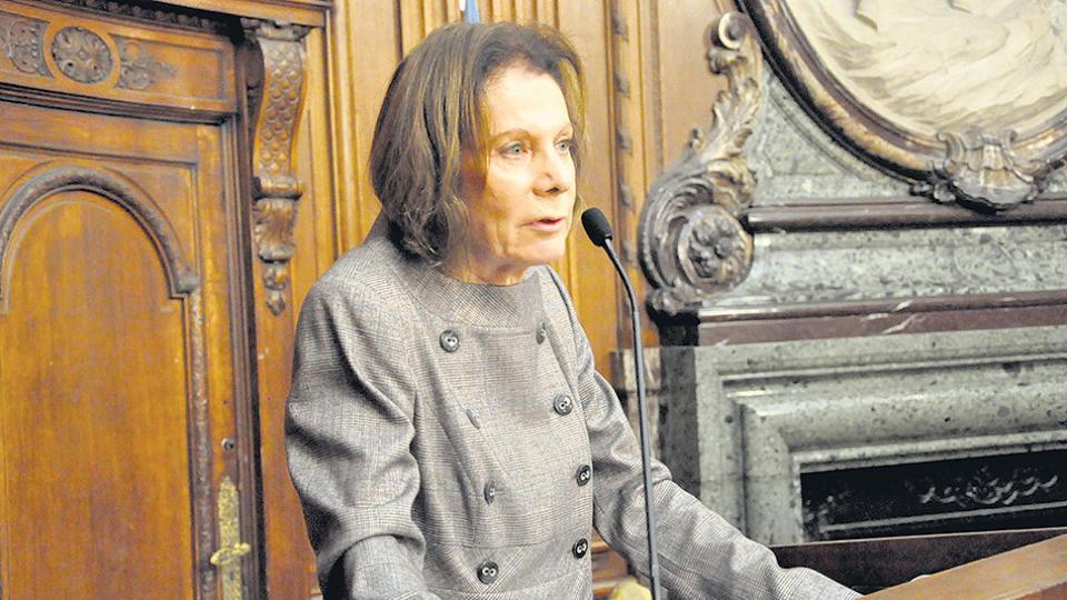 """""""En Argentina hubo justicia para un solo lado"""", dijo Weinberg sobre los juicios a los represores."""