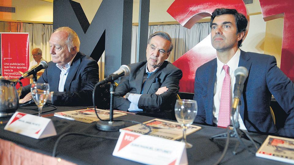 Pichetto estará mañana en Gualeguaychú, aunque esta vez no se sumará el gobernador Urtubey.