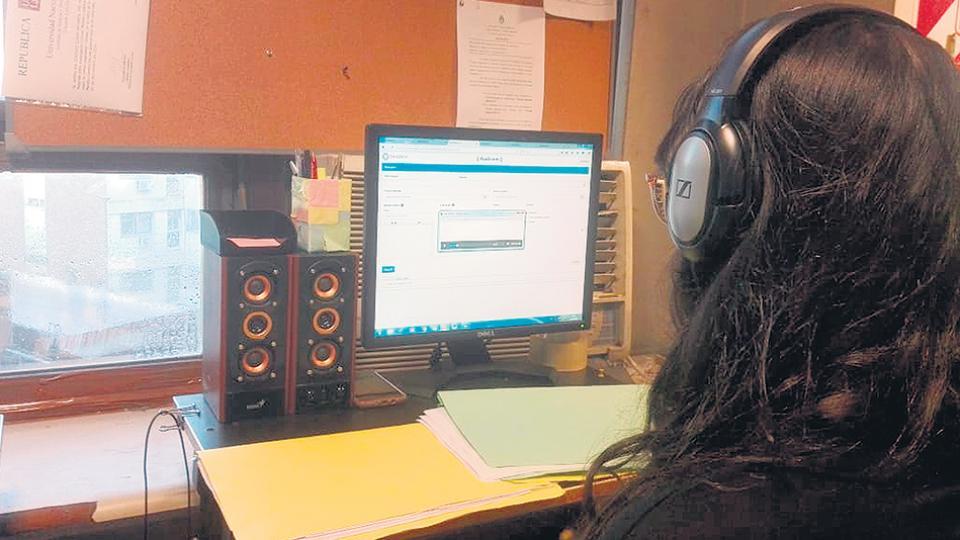 La oficina de escuchas, que depende de la Corte Suprema, se desentendió de las filtraciones.
