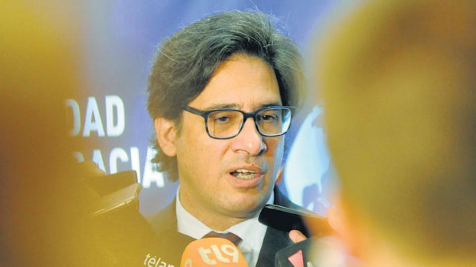 El ministro de Justicia, Germán Garavano, entre los responsables de la apelación ante la Corte Suprema.