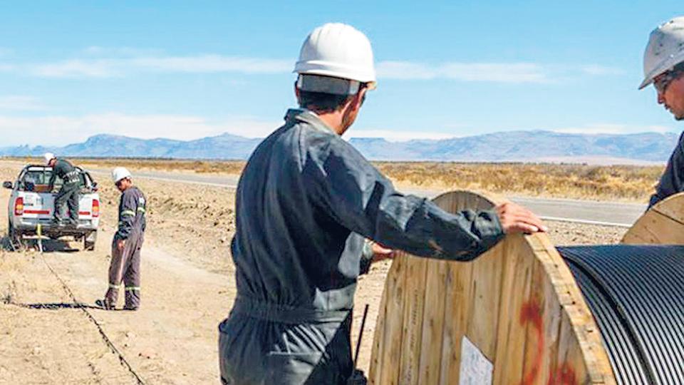 La Red Federal de Fibra Optica que construyó Arsat contaba en agosto del año pasado con 29.501 kilómetros.