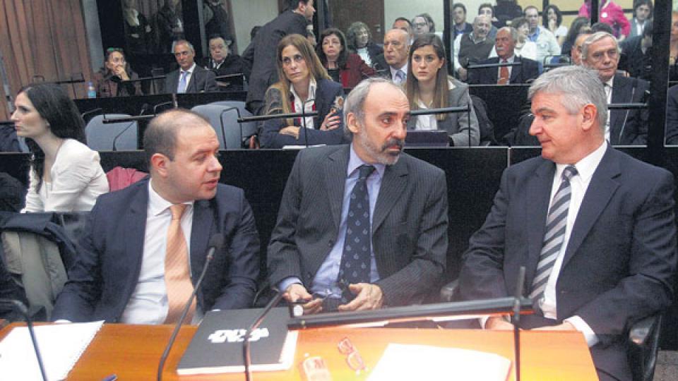 El ex juez Juan José Galeano, señalado como uno de los principales responsables del encubrimiento.