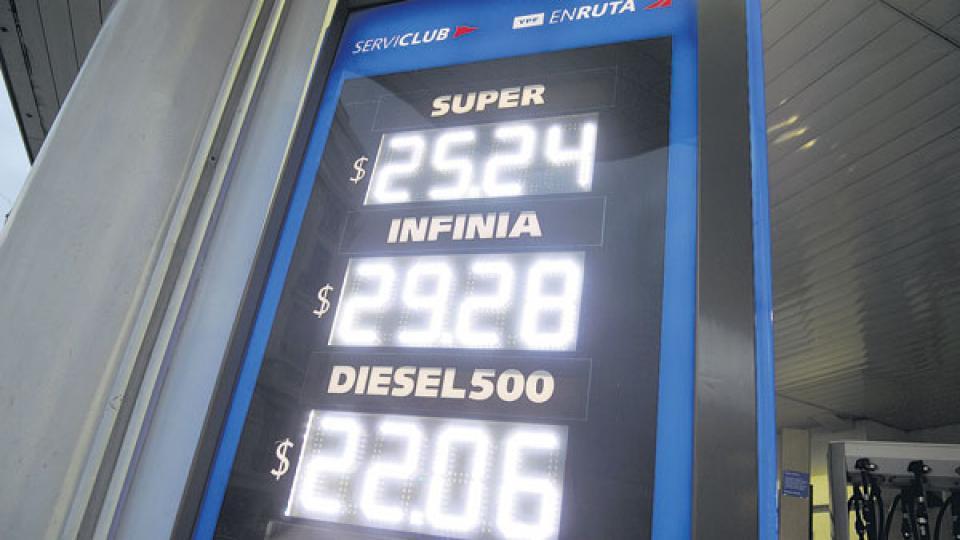 Las petroleras aumentan por la suba del petróleo, del dólar y del bioetanol.