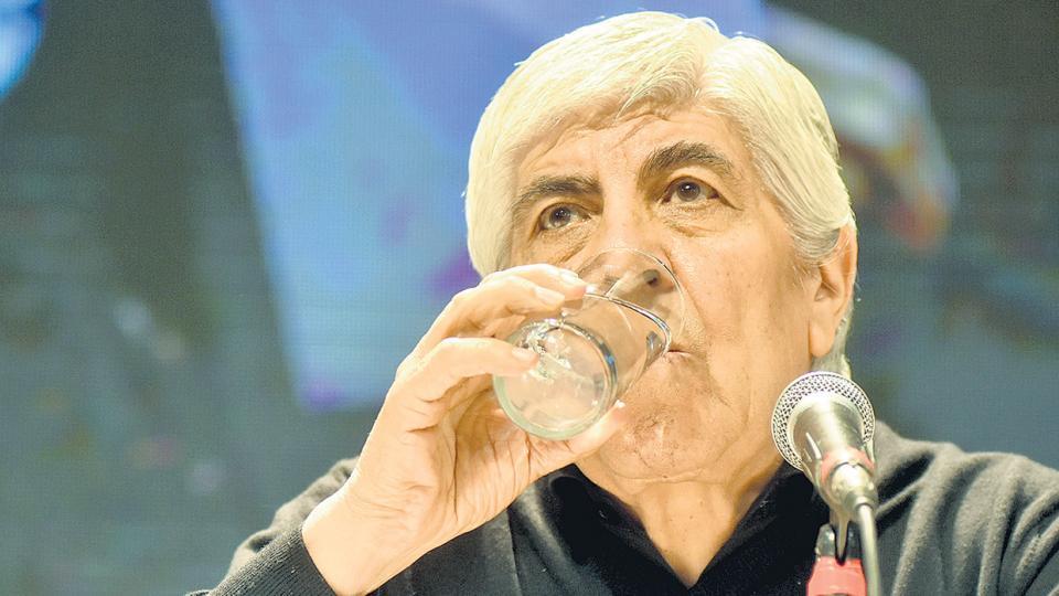 La causa contra Moyano se originó en la denuncia del secretario de Gobierno de Vicente López, Ennio Vitorini.