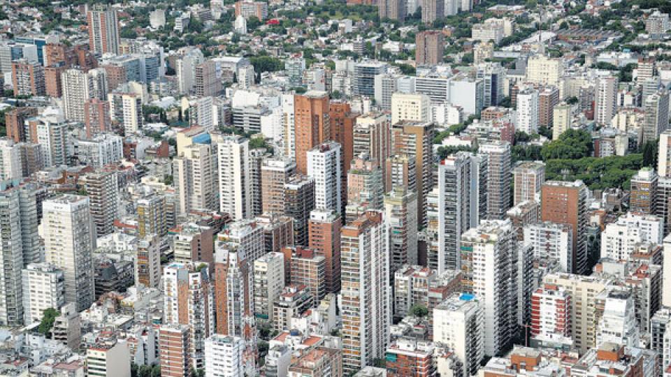Hay 1.115.000 inquilinos en la Ciudad de Buenos Aires y 8 millones en todo el país.