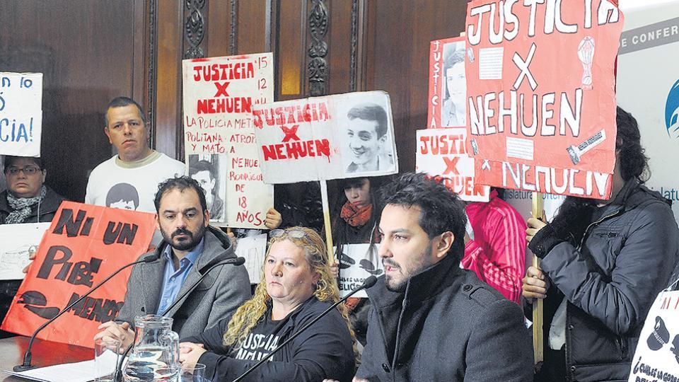 Roxana Cainzos, la mamá de Nehuén Rodríguez, de 18 años, lamenta no haber impugnado al fiscal.