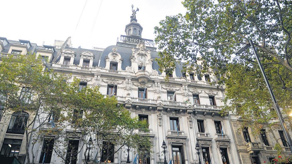 El edificio de La Prensa, donde funciona el Ministerio de Cultura, es Patrimonio Histórico.