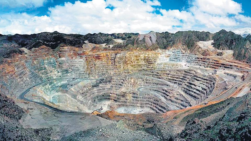 La minera La Alumbrera es uno de los emprendimientos de Glencore analizados.