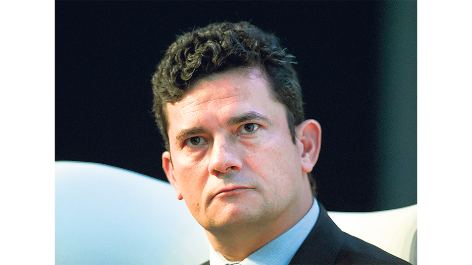 Juez Sergio Moro