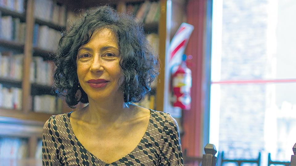 Yasmina Reza es la dramaturga contemporánea más representada.