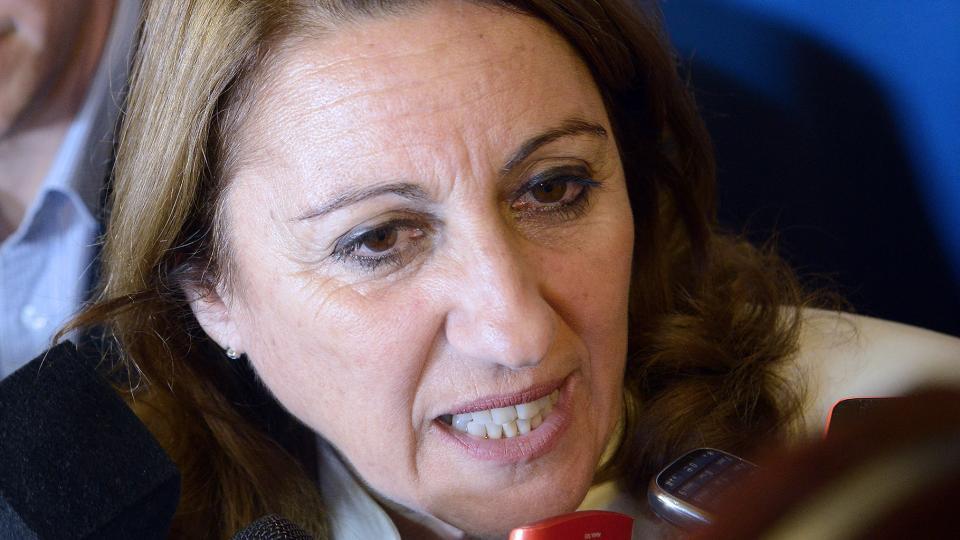 """""""Para regularizar un partido, nunca el camino es el de una intervención judicial"""", dijo Fein"""