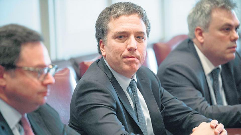 Economía y Desarrollo: Argentina & FMI Orestes Martí.