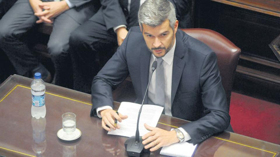 Peña reclamó que los gobernadores presionen a sus legisladores para evitar la aprobación de la ley.