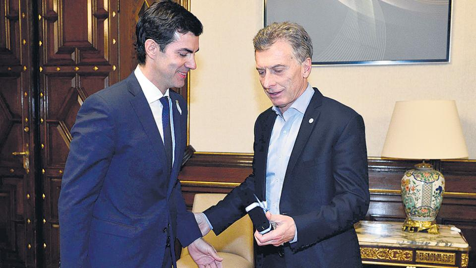 Juan Manuel Urtubey es el gobernador peronista de mejor relación con el presidente Mauricio Macri.