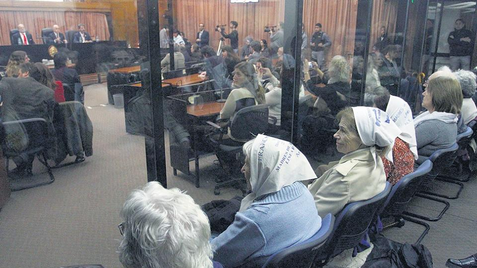 La Cámara Federal de Casación Penal confirmó las condenas de los genocidas del Plan Cóndor.