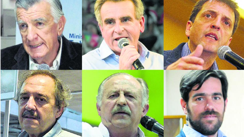José Luis Gioja, Agustín Rossi, Sergio Massa, Ricardo Alfonsín, Hugo Yasky y Nicolás Del Caño, voces contra el FMI.
