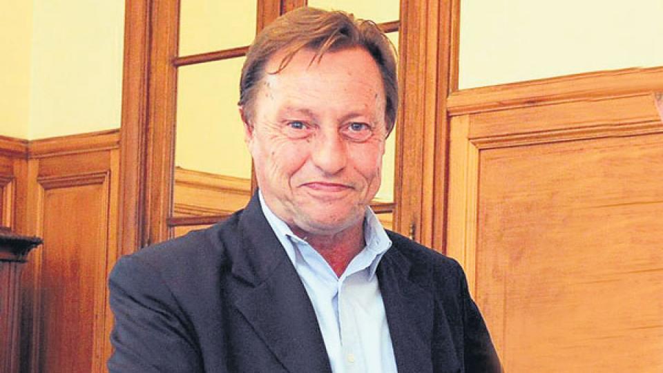 Sergio Varisco, intendente de Paraná por Cambiemos.
