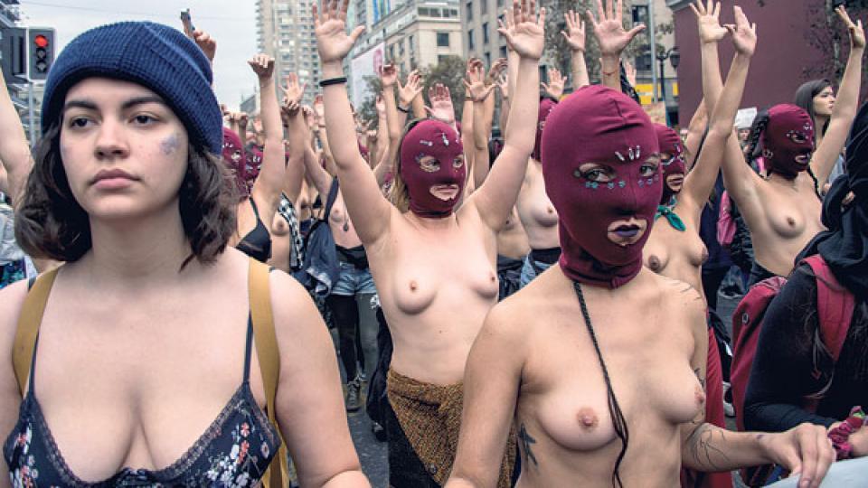 La CoFeU subrayó que fue la primera marcha estudiantil convocada sólo por una educación no sexista.