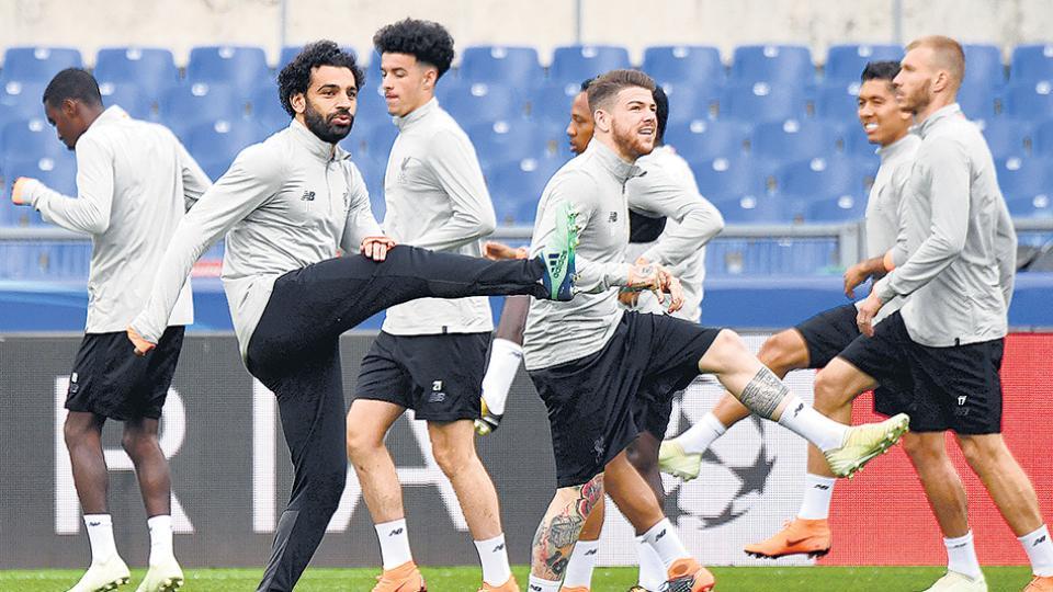 Mohamed Salah es la gran carta de los ingleses.