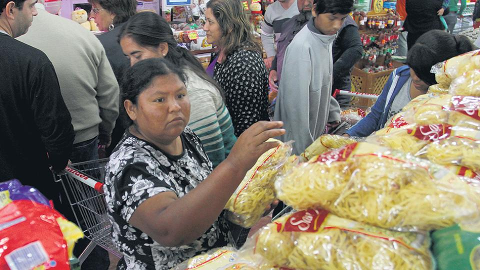 La harina aumentó 31,2 por ciento en mayo y también sus derivados, como el pan francés, que subió 8,7 por ciento.