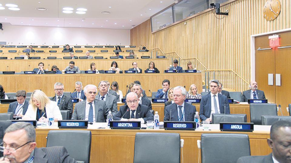 El Comité de Descolonización pidió que se abran las negociaciones entre Argentina y el Reino Unido El apoyo de la ONU por Malvinas