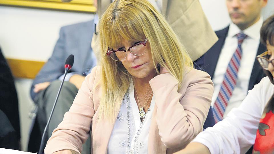 Ayala cuenta con un pedido de prisión preventiva por parte de la jueza federal Zunilda Niremperger.