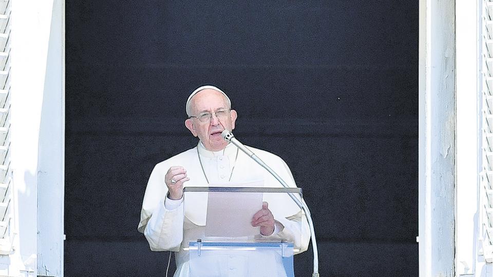 Críticas del Papa a los cambios a la ley de Medios