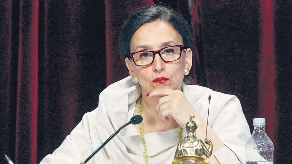 La vicepresidenta, Gabriela Michetti, encabezó ayer la reunión de Labor Parlamentaria en el Senado.