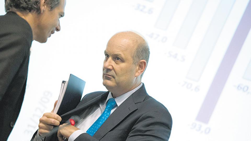 El ex presidente del Banco Central Federico Sturzenegger.