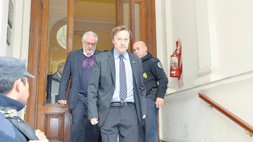 El intendente de Cambiemos, Sergio Varisco, fue indagado y salió en libertad.