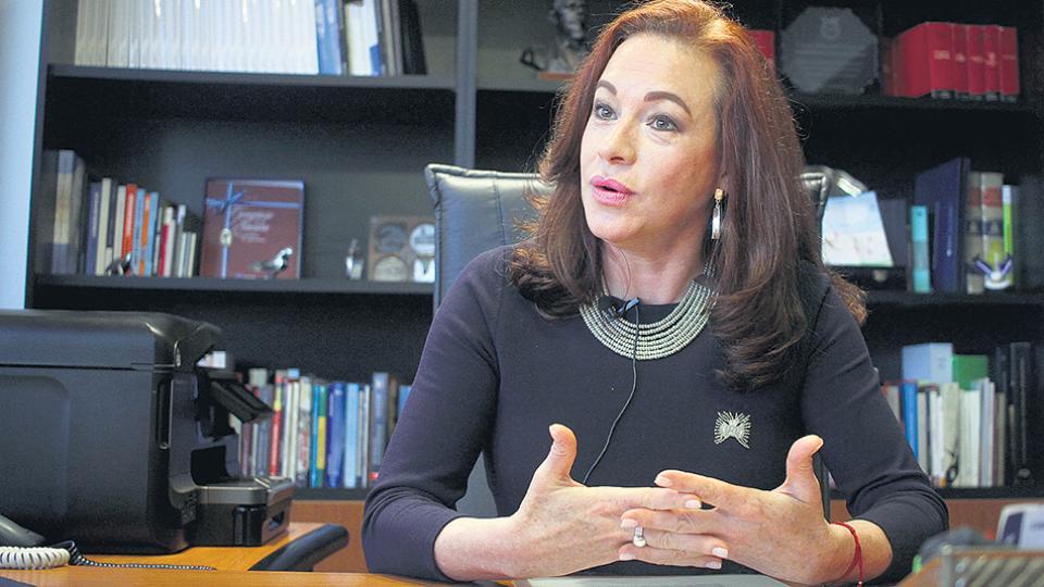 Espinosa ocupará el puesto durante un año a partir del próximo septiembre.