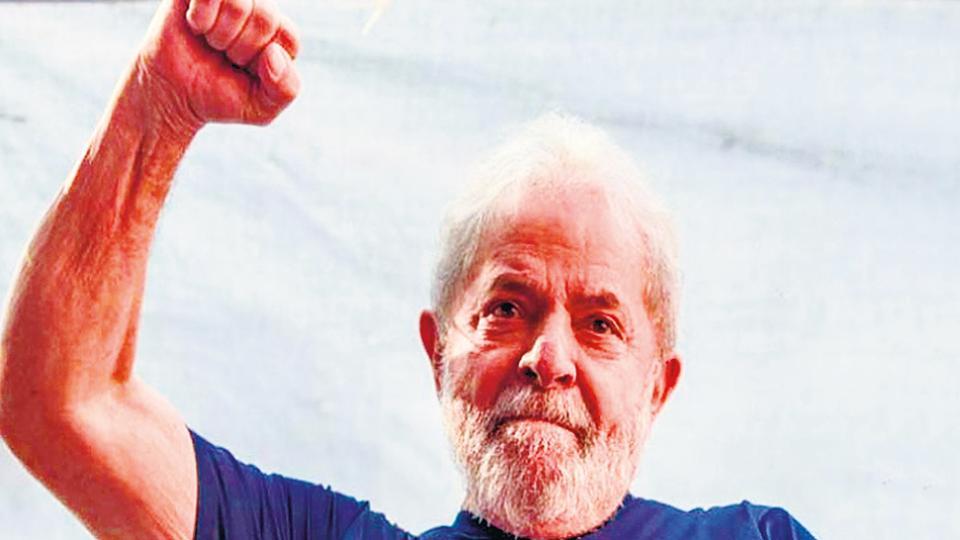 """""""Estamos en un momento de denuncismo"""", dijo Lula en la videoconferencia."""