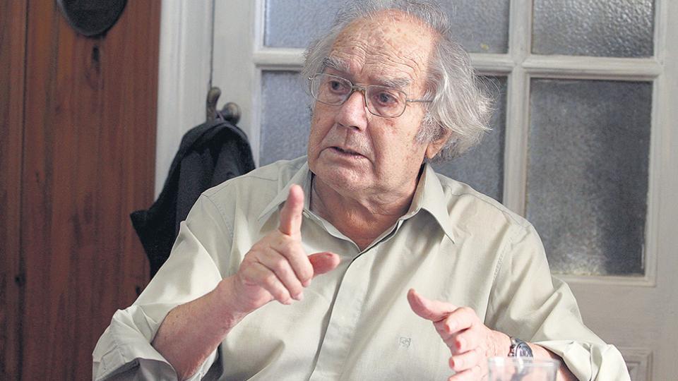"""""""Argentina es una sociedad fracturada"""", dijo Pérez Esquivel en Roma; el sábado se reúne con Francisco."""