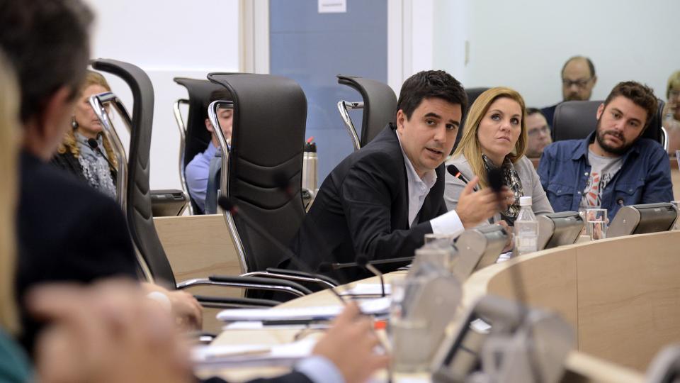 """Toniolli cree que """"para traer la soja a los puertos hay plata pero no para evitar accidentes""""."""