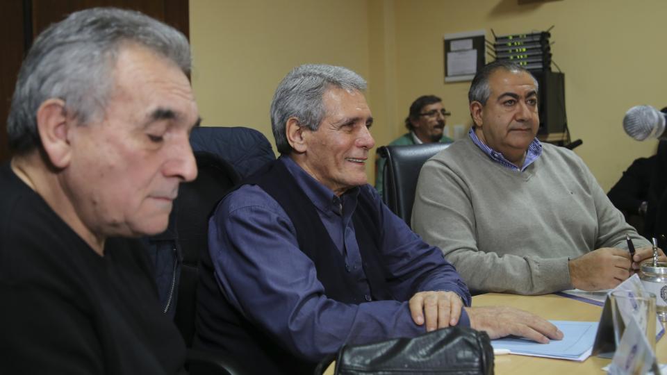 Los sectores dialoguistas del Consejo Directivo de la CGT evitaron la realización de un congreso.