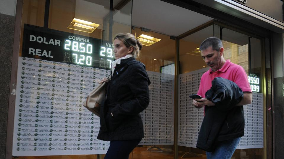 Las reservas cerraron en 61.234 millones de dólares. Se perdieron 2036 millones desde el ingreso del préstamo del FMI.