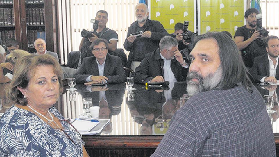 La última reunión con los maestros fue el 20 de abril. Vidal ofreció el 15 por ciento y clausuró la paritaria.