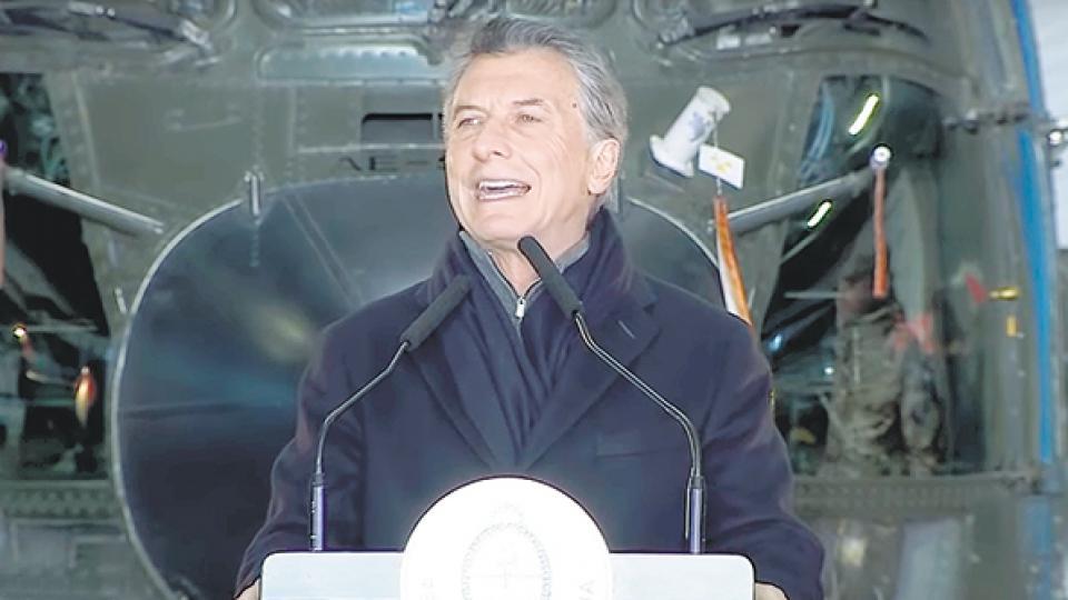 El decreto del Presidente recibió el apoyo de la UCR.
