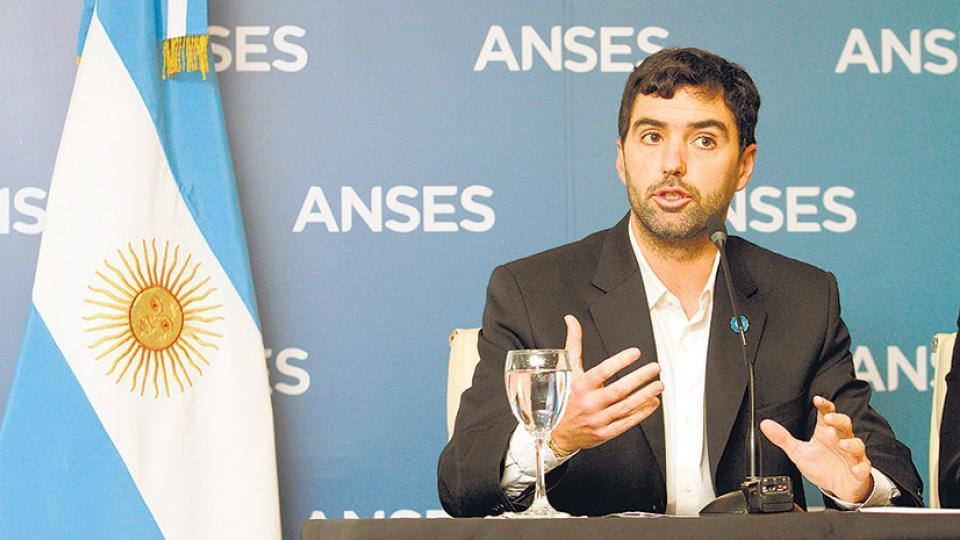 Emilio Basavilbaso, titular de la Anses, no precisó el monto del ajuste, pero se estima que sería de hasta 5000 millones de pesos.