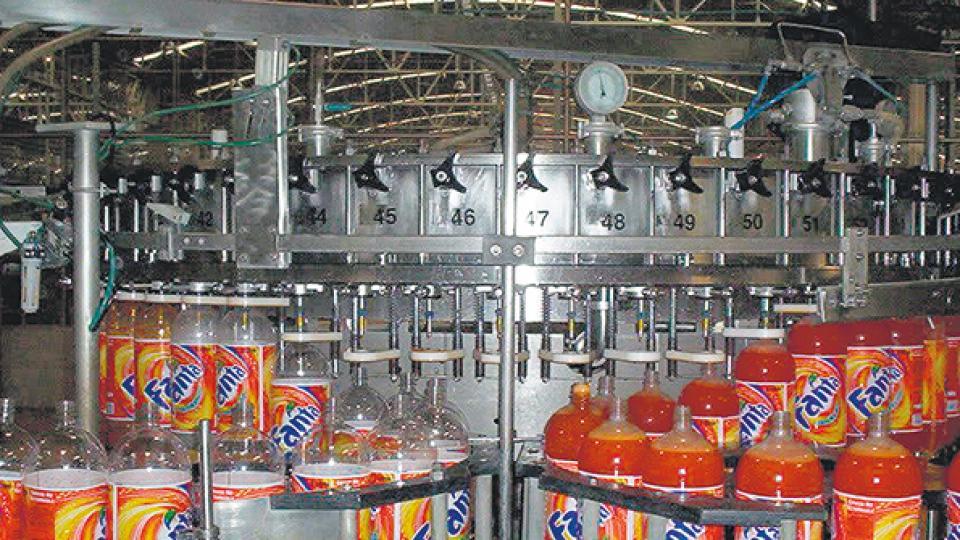 El sector Bebidas, uno de los más impactados por la caída de la actividad en mayo.
